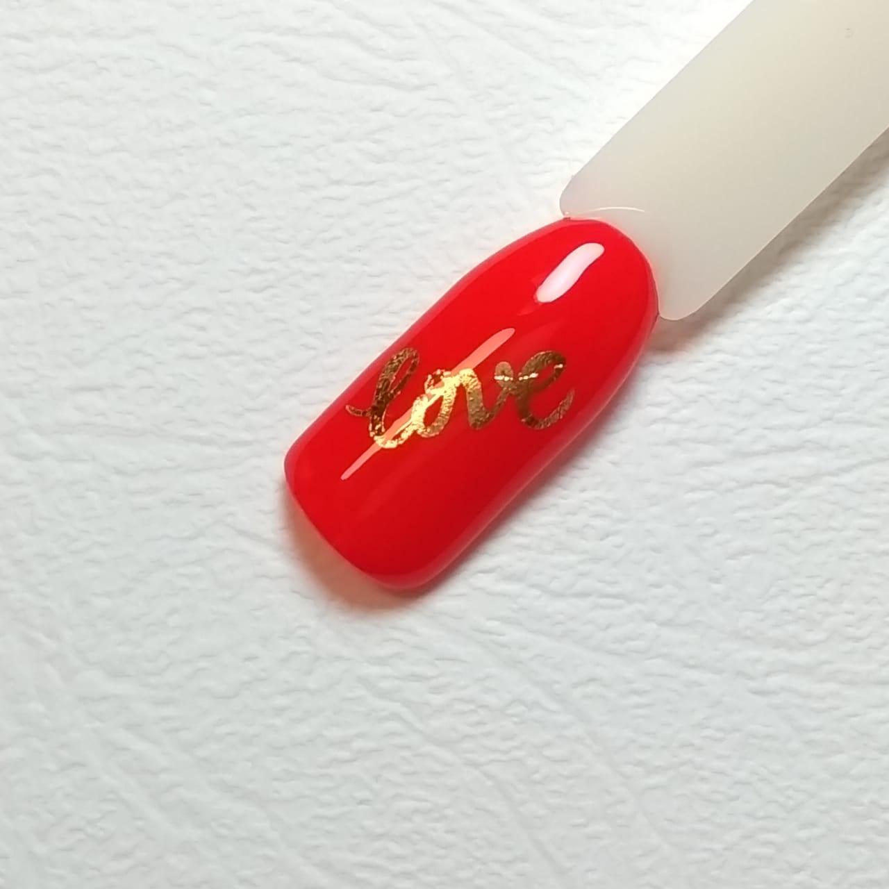 Как клеить наклейки на ногти: пошаговое фото