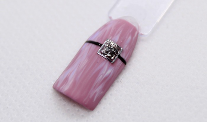 Текстура на ногтях: пошаговый урок
