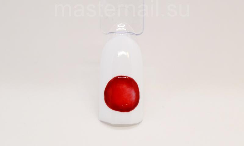Новогодний маникюр с шарами: инструкция с пошаговыми фото